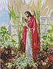 Набор для вышивки крестом и бисером, фото 4