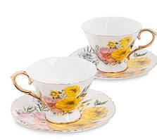 """Чайный набор на 2 персоны Pavone """"Дольче Вита"""" AS-84"""