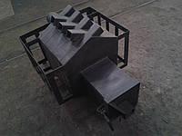 Банная печь-калорифер Santa-150