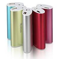 Внешний аккумулятор Yoobao Power Bank 5200 mAh Magic Wand YB-6012, оригинал