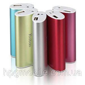 Внешний аккумулятор Yoobao Power Bank 5200 mAh Magic Wand YB-6012, оригинал - HPG Mobile. Мобильные запчасти, аксессуары и другие товары по лучшим ценам в Харькове