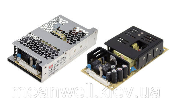 PSC-160B-C Mean Well Блок питания с функцией UPS 160 Вт, ch1 - 27,6 В/3,8 А, ch2 - 27,6 В/ 2 А