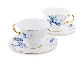 """Чайный набор на 2 персоны Pavone """"Фиор де Парадис"""" AS-52"""