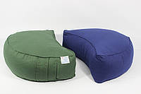 Подушка для медитации с наполнителем из гречихи