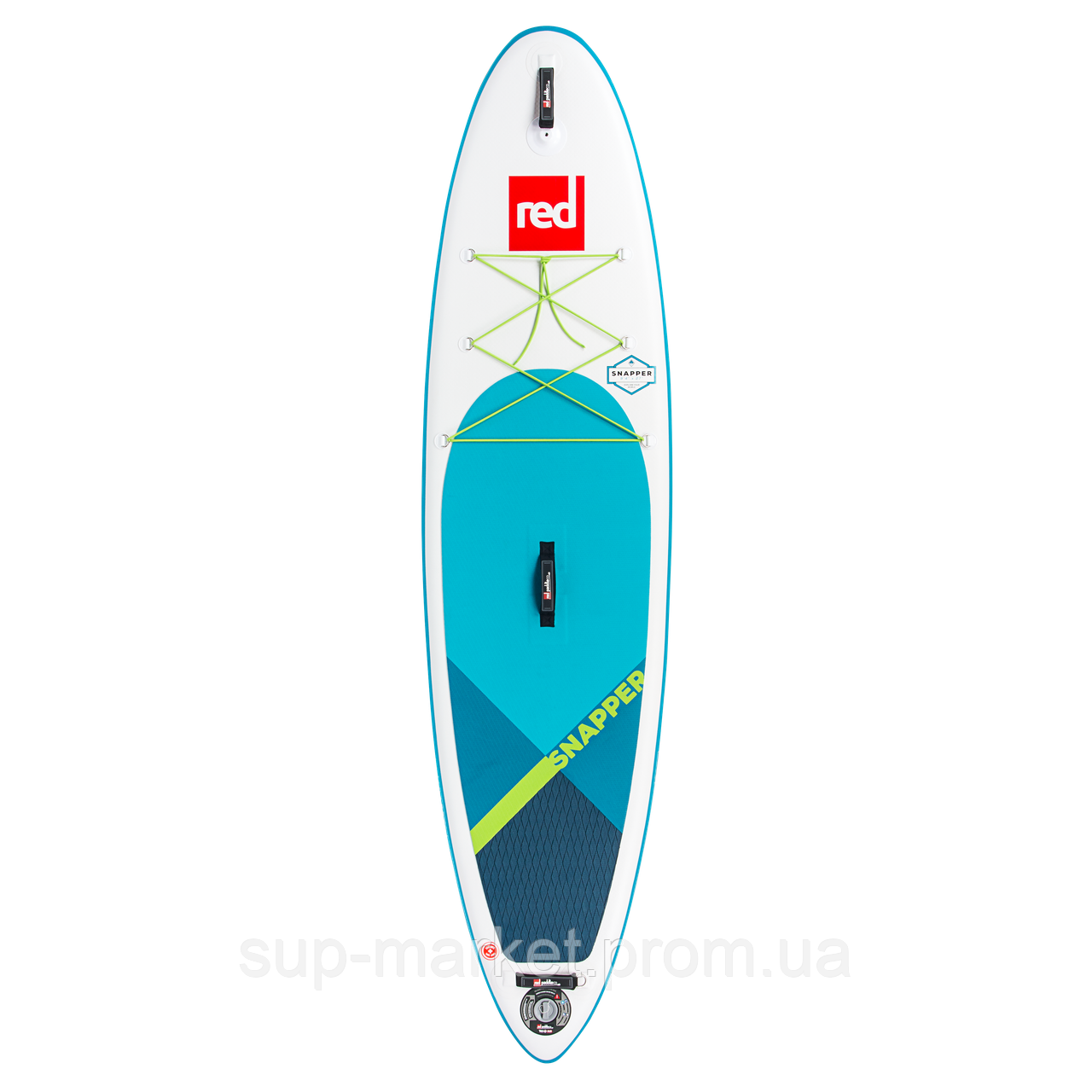 """SUP доска Red Paddle Co Snapper 9'4"""" x 27"""" (kids), 2018"""