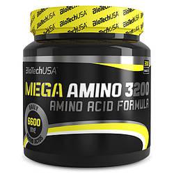 Амінокислоти BioTech USA Mega Amino 3200 300 caps