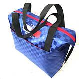Стьобані сумки оптом Chanel (кава)28*33, фото 3