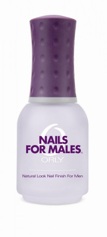 Закрепитель лака c матовым эффектом Orly Nails For Males