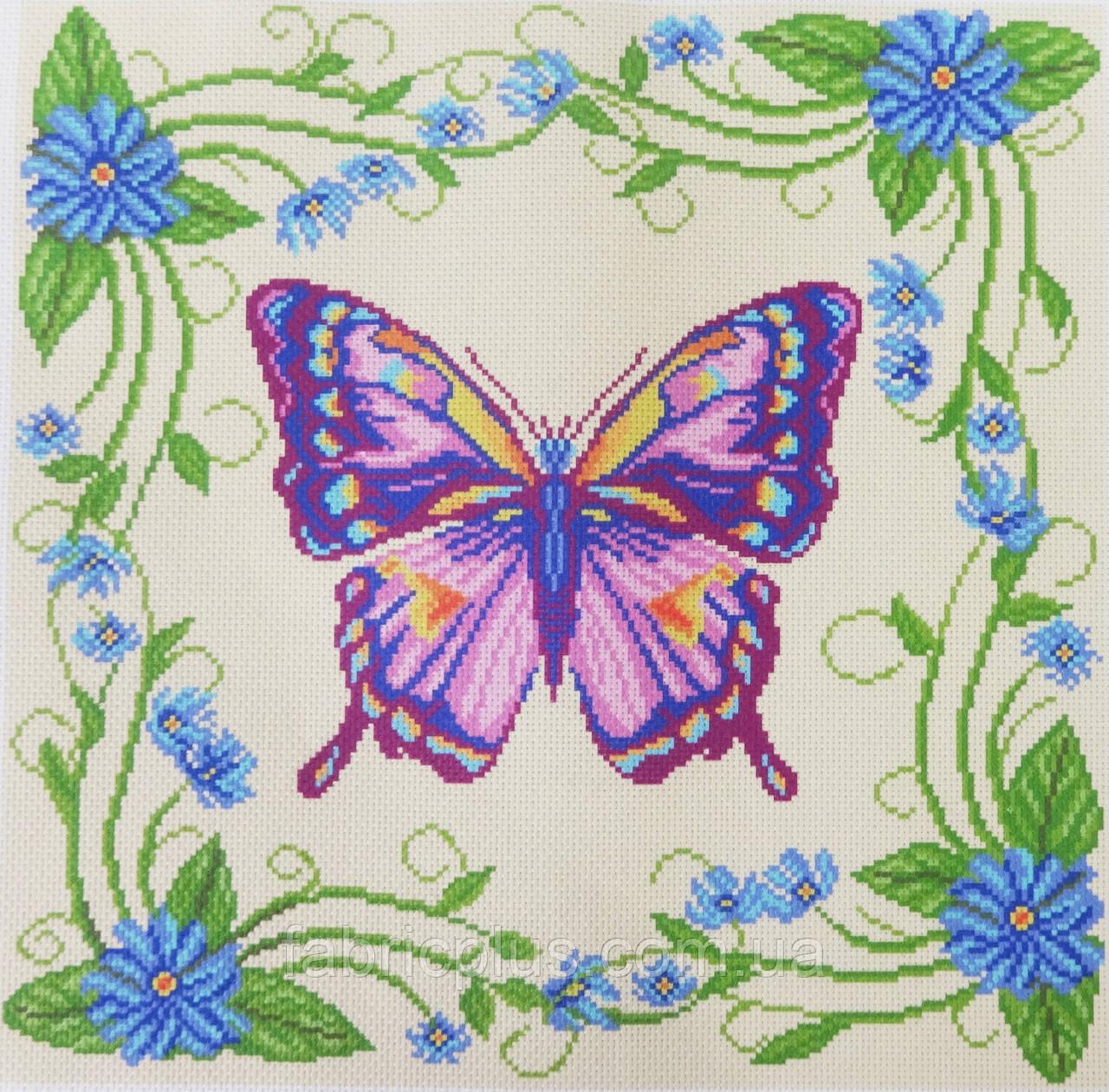 """Малюнок на тканині для вишивання хрестом """"Матрьонін Посад"""""""