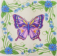 """Рисунок на ткане для вышивки крестом """"Матренин Посад"""""""