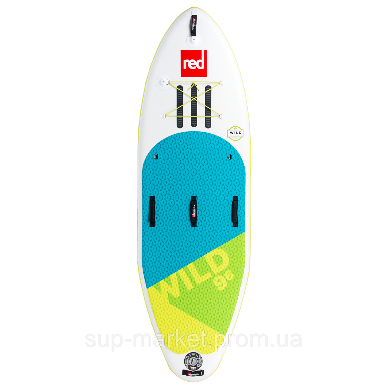 """SUP доска Red Paddle Co Wild 9'6"""" x 34"""", 2018"""