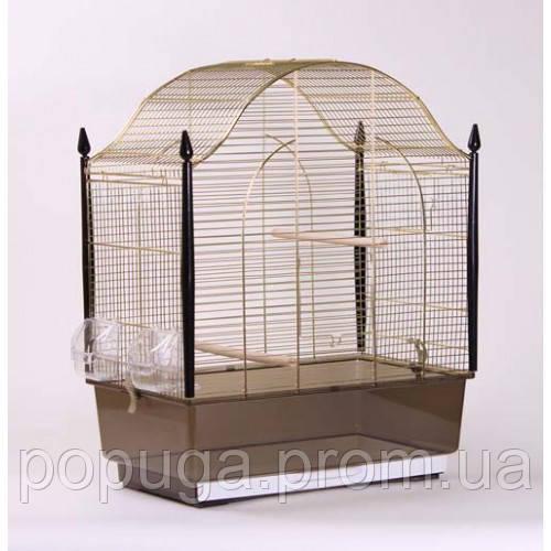 Клетка для птиц VILLA Gold