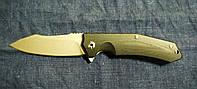 Складной нож с нейлоновым чехлом