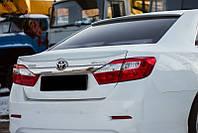 Спойлер на багажник Toyota Camry 2012-2014 (V50)