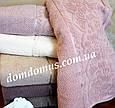 "Махровое полотенце Lux Cotton ""Clara"" 70*140 Philippus 6 шт./уп.,Турция 836, фото 3"