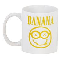 Кружка Nirvana Нирвана Banana