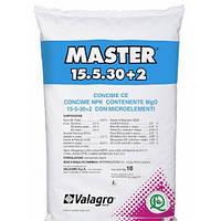 Мастер NPK 15.5.30 - комплексное минеральное удобрение, Valagro