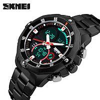 Мужские наручные часы SKMEI 1146 Black, фото 1
