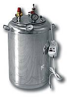"""Автоклав х """"А24 electro"""" (24 пол литровых банок или 14 литровых), фото 1"""