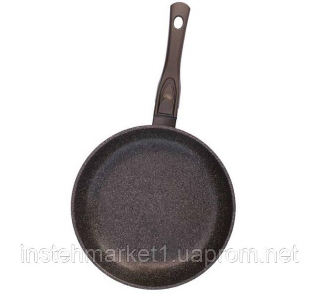 Сковорода БИОЛ 26133П (діаметр 260 мм) алюмінієва з антипригарне покриття в інтернет-магазині