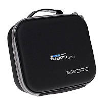 Кейс, футляр (GoCase-средний) для экшн-камер размер (19 х 16 х 6.5) для GoPro и других экшен камер