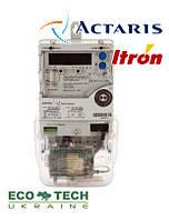 ACE 6000 счетчик электроэнергии с модемом для зеленого тарифа 5(100)А (Actaris ITRON)