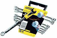 Набор ключей комбинированных Accelerator 8 шт STANLEY 4-89-997
