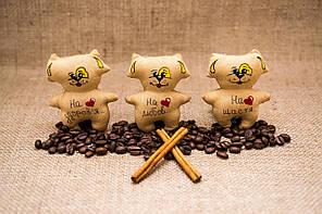 Кофейная игрушка Vikamade Собачка на магните