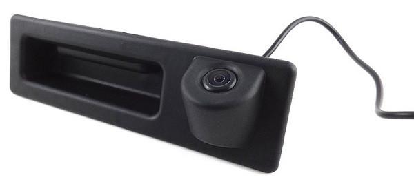 Штатная камера заднего вида Falcon TG07-HCCD-R-170. BMW 2011-2012 5, 2012 3, 2012 X3