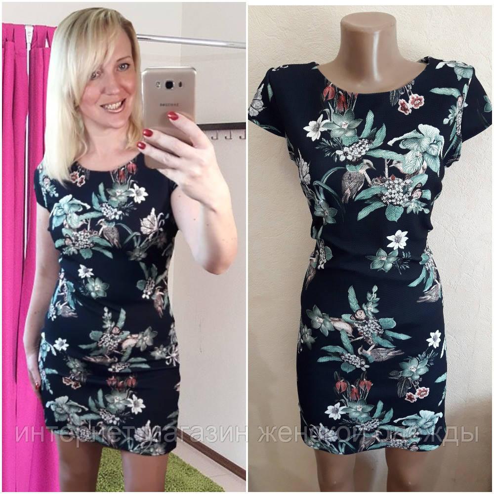 ae6259b8131 Купить недорого женское платье с коротким рукавом в Киеве