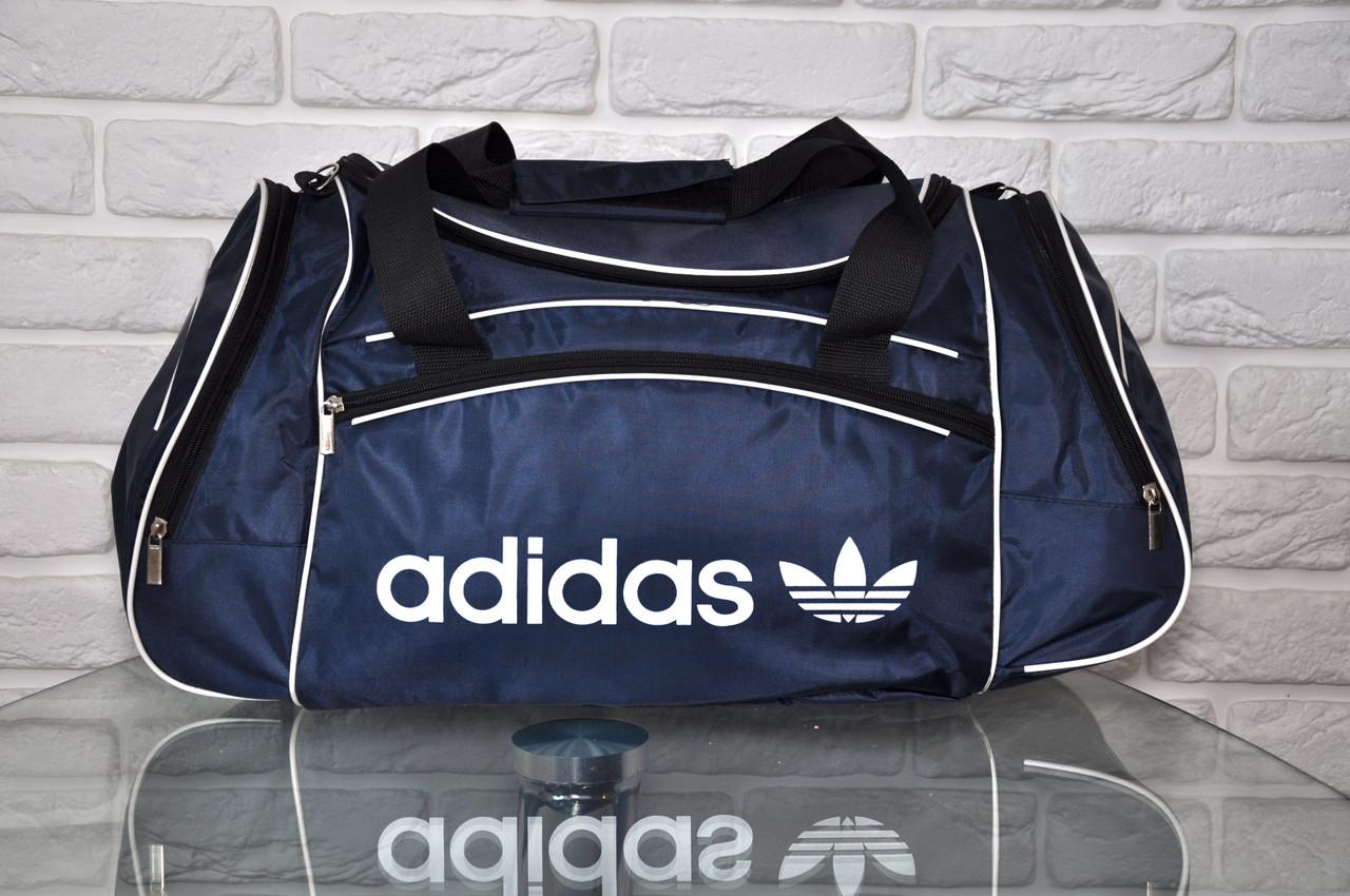 0d01037a6b54 Спортивная сумка Adidas модель 520. (синяя). Лучшие цены!!!: продажа ...