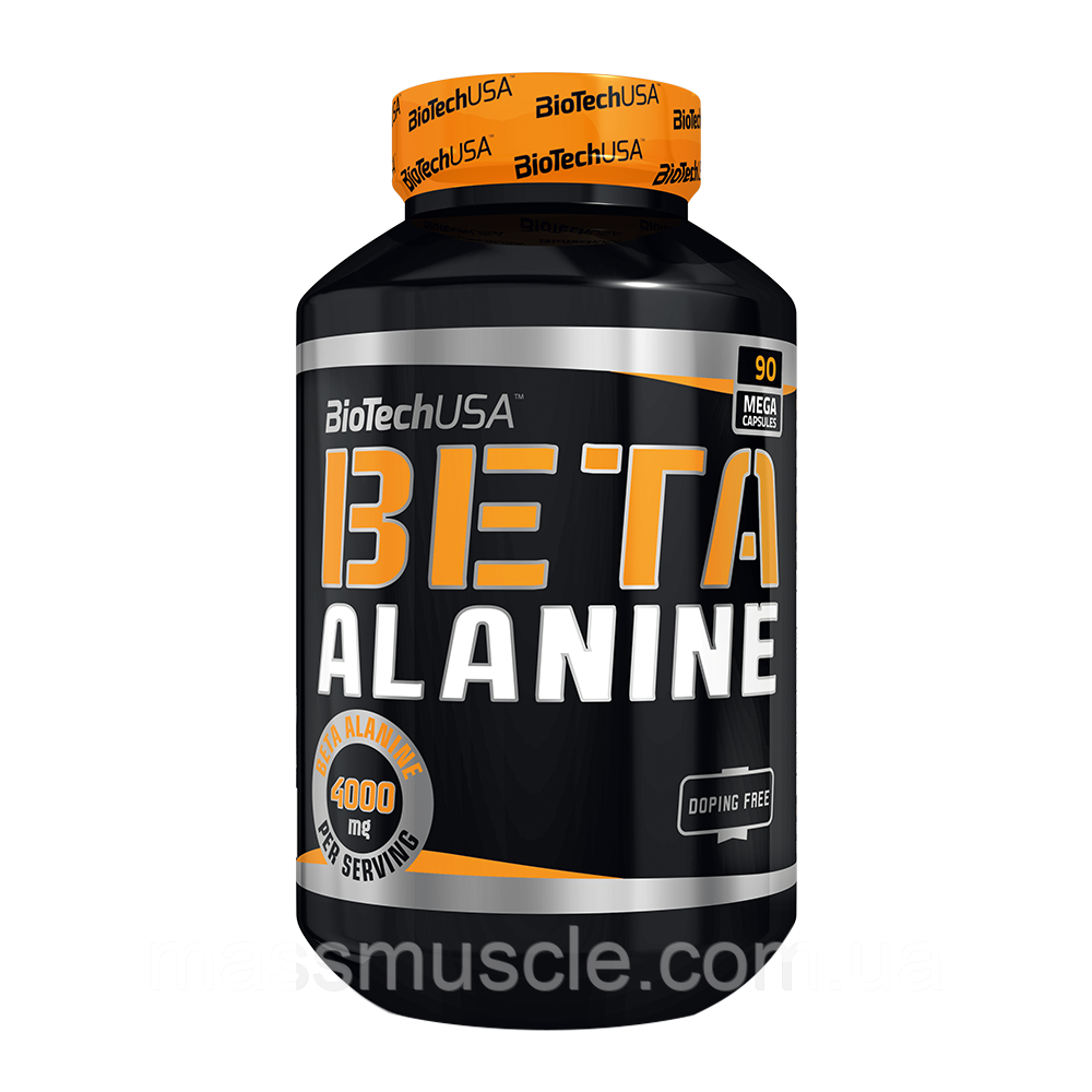 Аминокислоты BioTech USA Beta-Alanine 90 caps