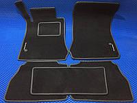 Автомобильные коврики из ковролина на MERCEDES W212