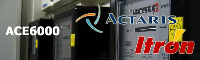 Счетчик электроэнергии ACE 6000