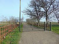 Кованые ворота В-60, фото 1