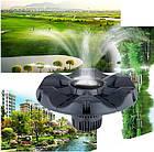 Плавающий фонтан-аэратор AquaFall PY-10000 20000 l/h , фото 4