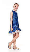 Платье для девочек с декором