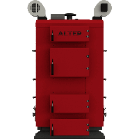 Твердотопливные котлы Altep TRIO 80 кВт (Украина), фото 1