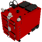 Твердотопливные котлы Altep TRIO 97 кВт (Украина), фото 6