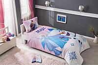 Постельное белье Tac Disney Frozen Elsa Pink 160*220 подростковое