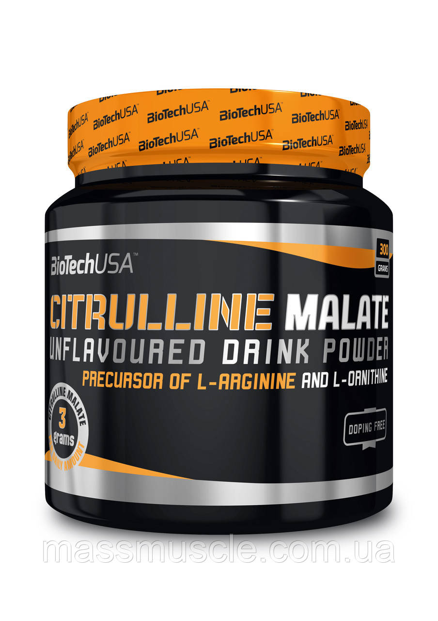 Аминокислоты BioTech USA Citrulline Malate 300g