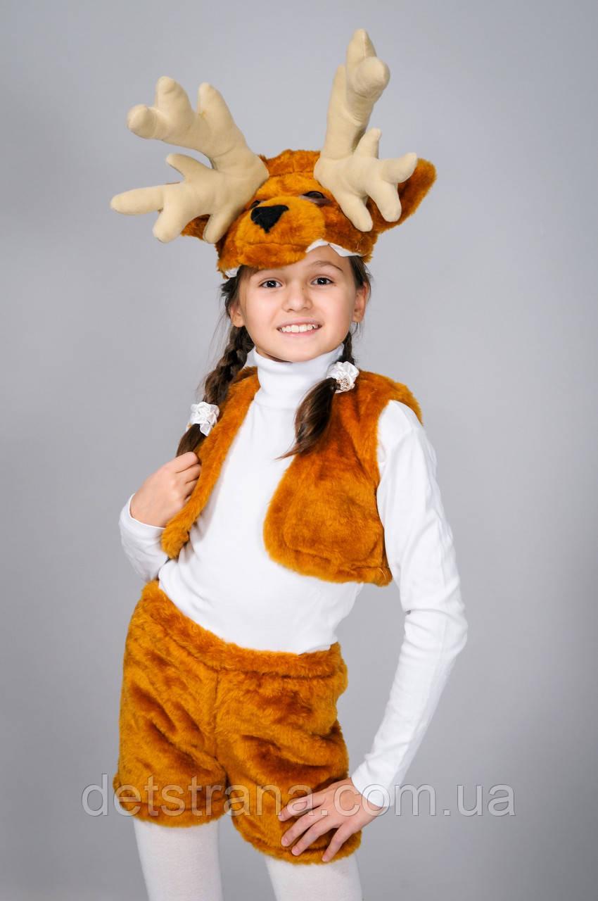Детский карнавальный костюм Олень: продажа, цена в ... - photo#15