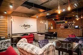 Вентиляция кафе и ресторанов