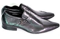 Туфли мужские классика Пряжка OK-7186