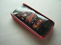 Чехол-бампер Nokia 5530 Pink