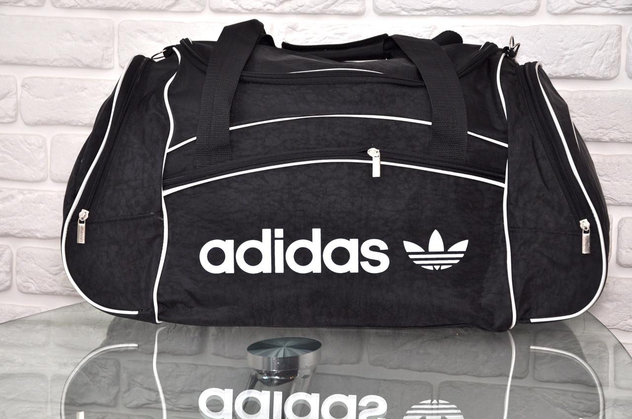 b95b021b98fb Спортивная сумка Adidas модель 520. (черный+белый). Лучшие цены ...