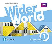 Wider World 1 Class Audio CDs