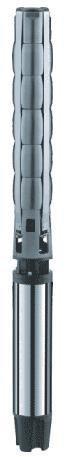 Промышленный скважинный насос  150SP60-08