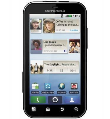 Чехол для MB525 Motorola Defy