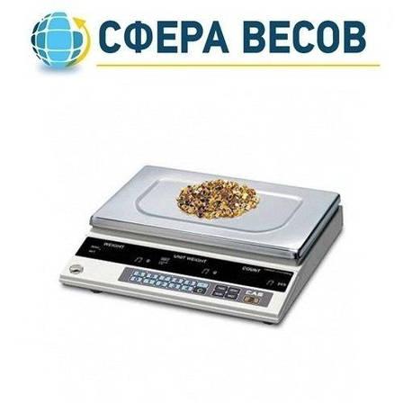 Весы счетные CAS CS 25 кг, фото 2